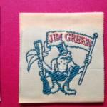 Designer Woven Taffeta Labels