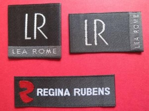 Satin - Woven Labels