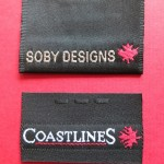 Personalized Name Labels