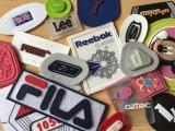 Rubber Clothing Labels - PVC - Silicone Labels