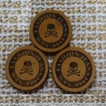 round-leather-labels