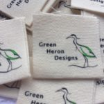 Sustainability clothing labels tags
